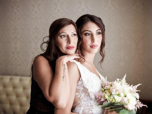 Il matrimonio di Federica e Vito a Martina Franca, Taranto 19