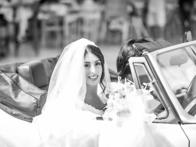Il matrimonio di Federica e Vito a Martina Franca, Taranto 29