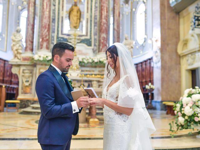 Il matrimonio di Federica e Vito a Martina Franca, Taranto 35
