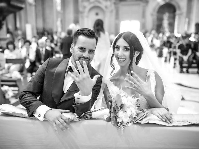 Il matrimonio di Federica e Vito a Martina Franca, Taranto 37