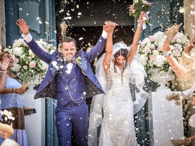 Il matrimonio di Federica e Vito a Martina Franca, Taranto 40