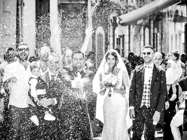 Il matrimonio di Federica e Vito a Martina Franca, Taranto 41