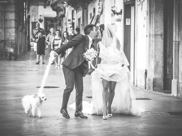 Il matrimonio di Federica e Vito a Martina Franca, Taranto 42