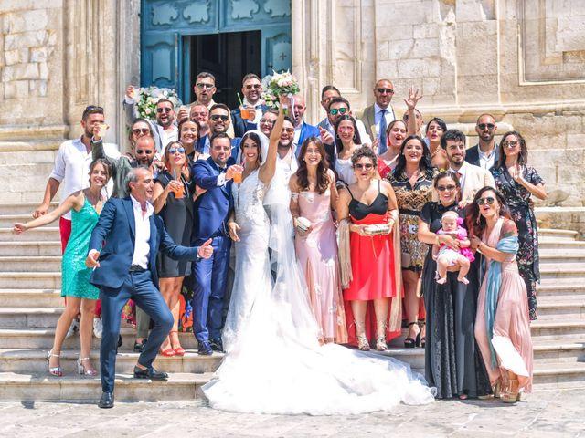 Il matrimonio di Federica e Vito a Martina Franca, Taranto 44