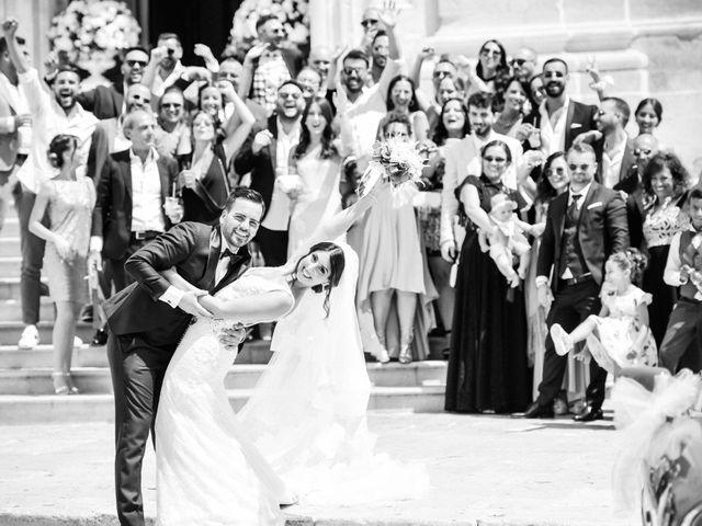Il matrimonio di Federica e Vito a Martina Franca, Taranto 45