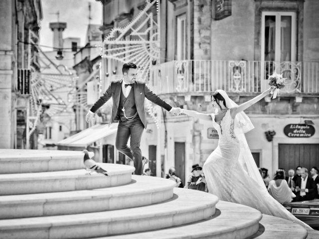 Il matrimonio di Federica e Vito a Martina Franca, Taranto 47