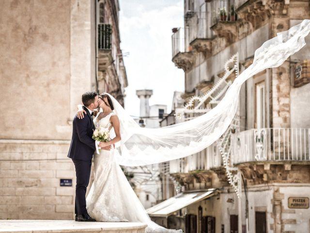 Il matrimonio di Federica e Vito a Martina Franca, Taranto 48