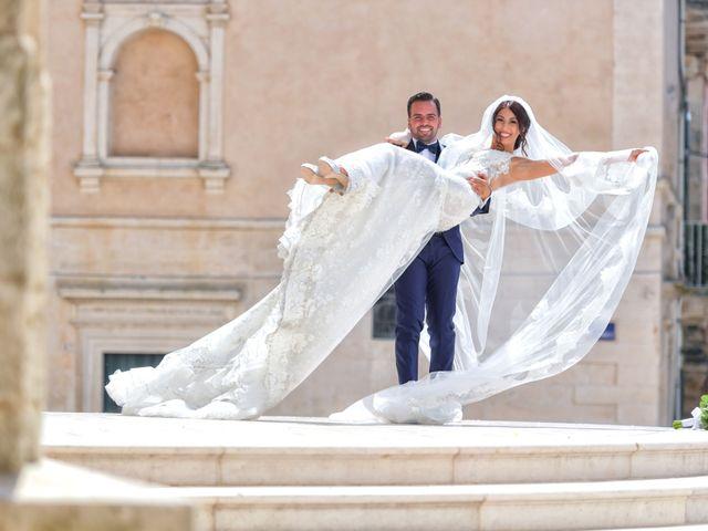 Il matrimonio di Federica e Vito a Martina Franca, Taranto 49