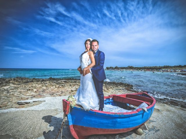 Il matrimonio di Federica e Vito a Martina Franca, Taranto 52