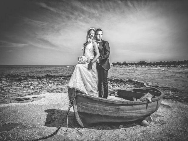 Il matrimonio di Federica e Vito a Martina Franca, Taranto 53