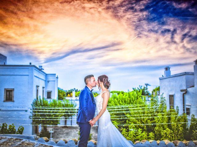 Il matrimonio di Federica e Vito a Martina Franca, Taranto 59