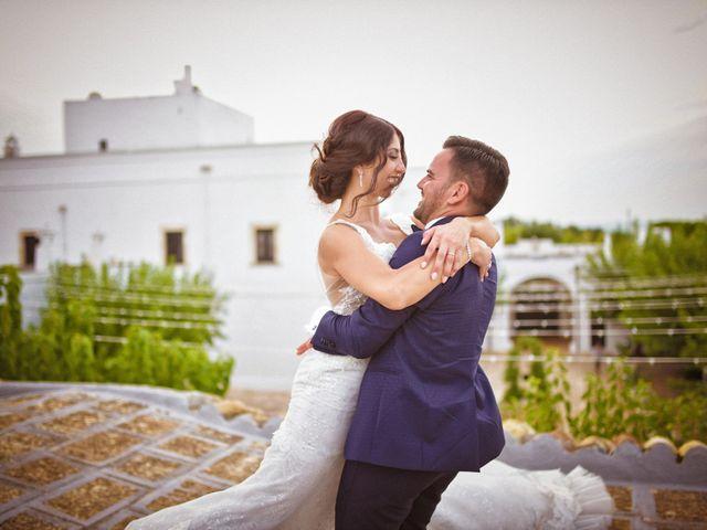 Il matrimonio di Federica e Vito a Martina Franca, Taranto 62