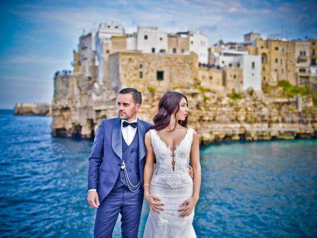 Il matrimonio di Federica e Vito a Martina Franca, Taranto 67