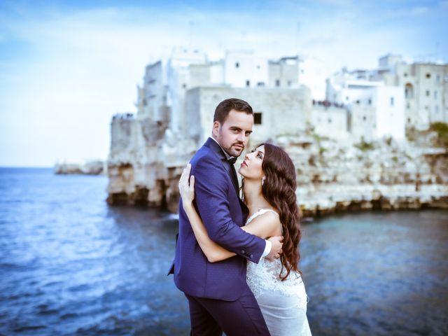 Il matrimonio di Federica e Vito a Martina Franca, Taranto 68