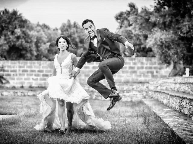 Il matrimonio di Federica e Vito a Martina Franca, Taranto 69