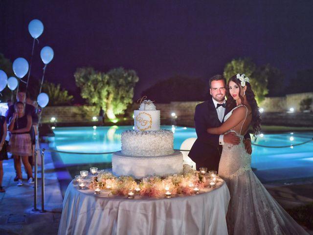 Il matrimonio di Federica e Vito a Martina Franca, Taranto 71