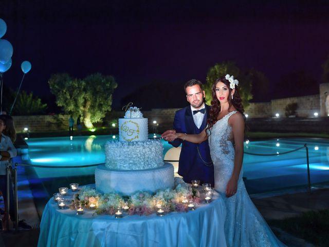 Il matrimonio di Federica e Vito a Martina Franca, Taranto 73