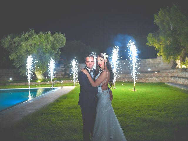 Il matrimonio di Federica e Vito a Martina Franca, Taranto 76