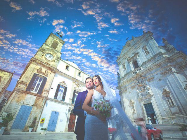 Il matrimonio di Federica e Vito a Martina Franca, Taranto 77