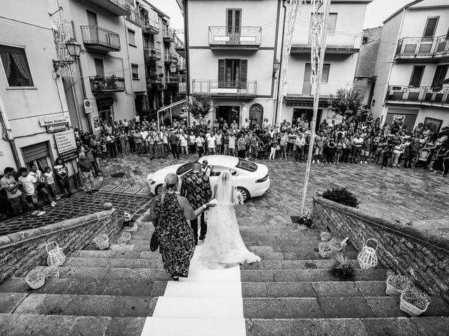 Il matrimonio di Mario e Ginisa a Longi, Messina 3