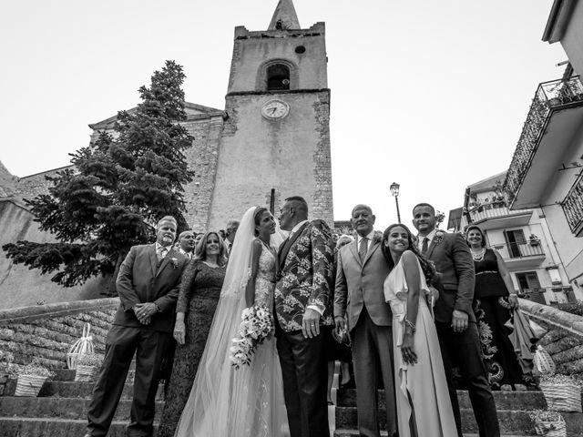 Il matrimonio di Mario e Ginisa a Longi, Messina 4