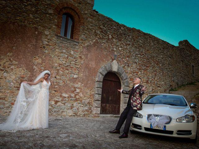 Il matrimonio di Mario e Ginisa a Longi, Messina 16