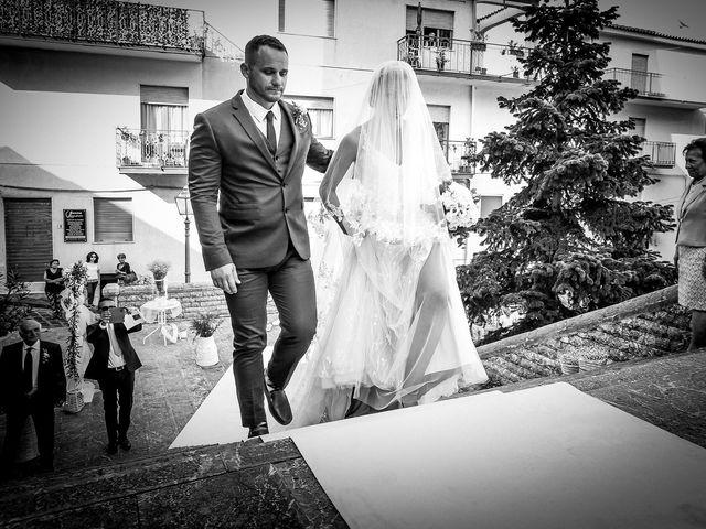 Il matrimonio di Mario e Ginisa a Longi, Messina 49