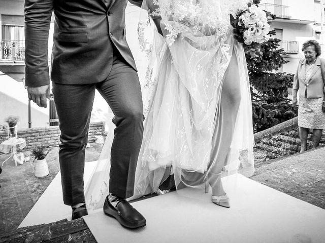 Il matrimonio di Mario e Ginisa a Longi, Messina 50