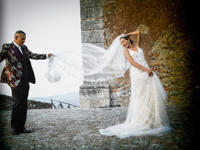 Il matrimonio di Mario e Ginisa a Longi, Messina 65