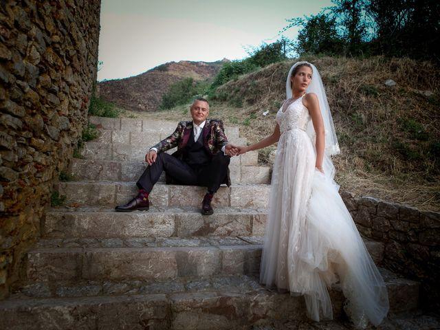 Il matrimonio di Mario e Ginisa a Longi, Messina 67