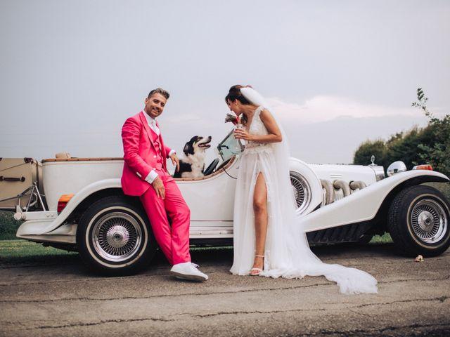 Le nozze di Maria Teresa e Donatello