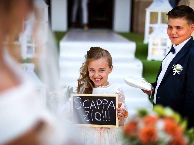 Il matrimonio di Vincenzo e Luigina a Canicattì, Agrigento 9