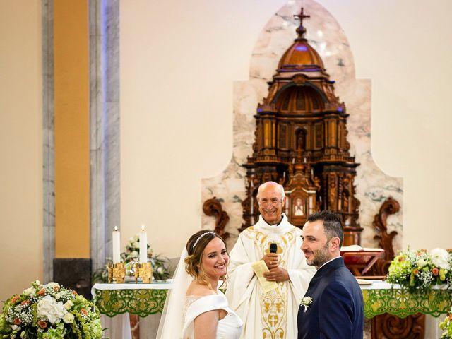 Il matrimonio di Vincenzo e Luigina a Canicattì, Agrigento 11