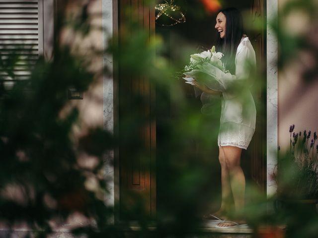 Il matrimonio di Mattia e Angelica a Pietrasanta, Lucca 3