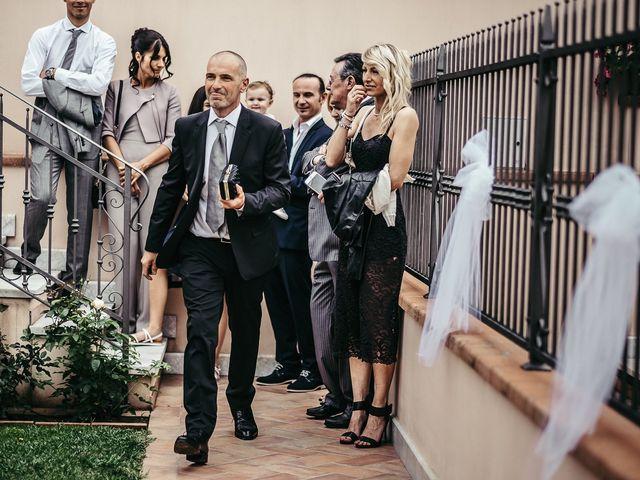 Il matrimonio di Mattia e Angelica a Pietrasanta, Lucca 45