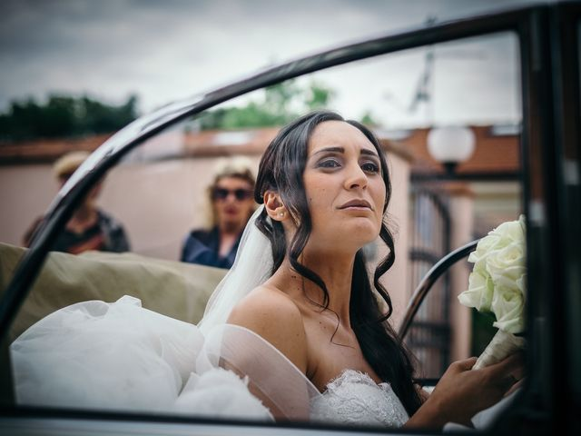 Il matrimonio di Mattia e Angelica a Pietrasanta, Lucca 47
