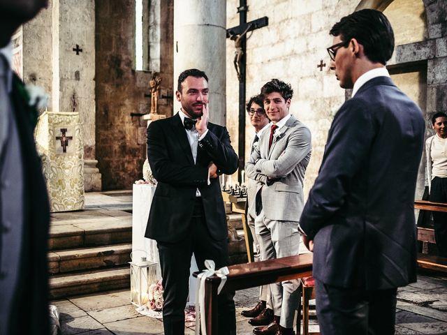 Il matrimonio di Mattia e Angelica a Pietrasanta, Lucca 54