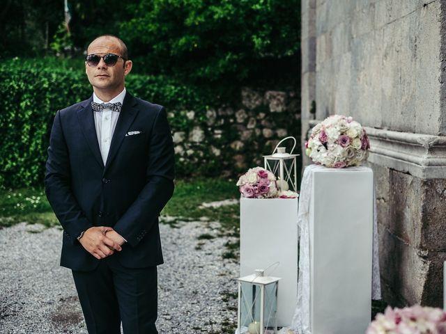 Il matrimonio di Mattia e Angelica a Pietrasanta, Lucca 56