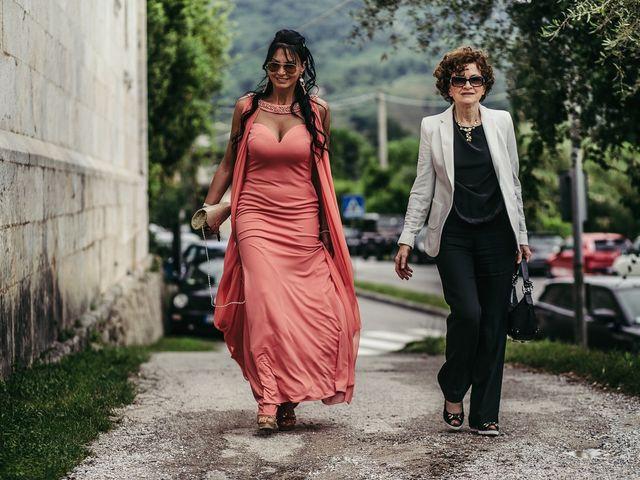 Il matrimonio di Mattia e Angelica a Pietrasanta, Lucca 57