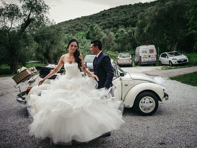Il matrimonio di Mattia e Angelica a Pietrasanta, Lucca 61