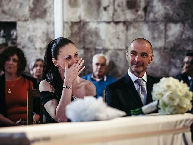 Il matrimonio di Mattia e Angelica a Pietrasanta, Lucca 77