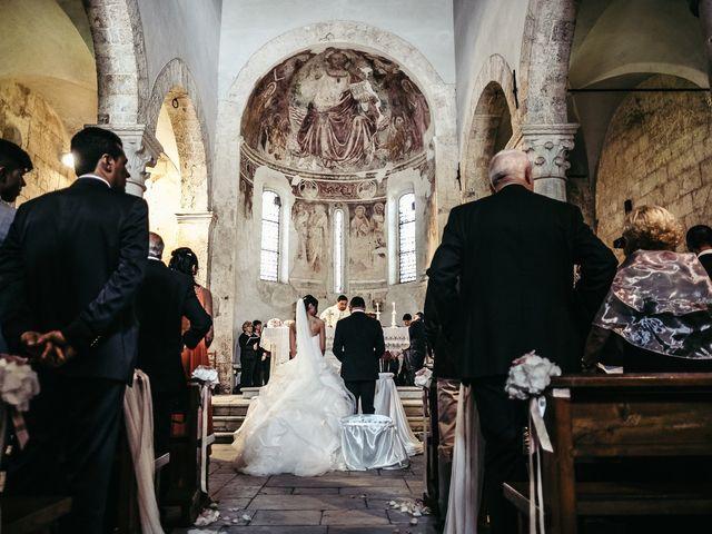 Il matrimonio di Mattia e Angelica a Pietrasanta, Lucca 79