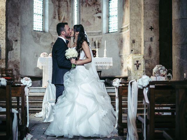 Il matrimonio di Mattia e Angelica a Pietrasanta, Lucca 90