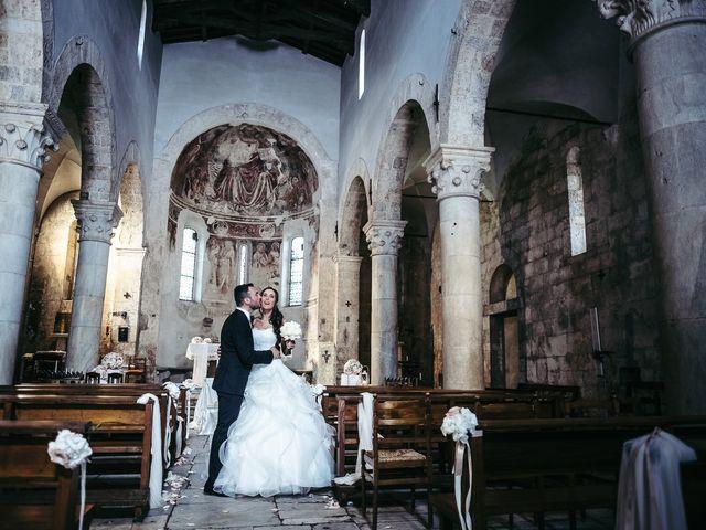 Il matrimonio di Mattia e Angelica a Pietrasanta, Lucca 91