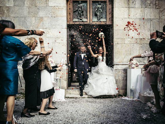 Il matrimonio di Mattia e Angelica a Pietrasanta, Lucca 92