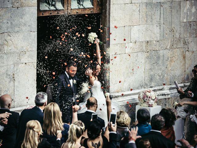 Il matrimonio di Mattia e Angelica a Pietrasanta, Lucca 93
