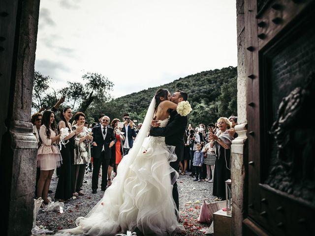 Il matrimonio di Mattia e Angelica a Pietrasanta, Lucca 94
