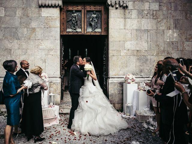 Il matrimonio di Mattia e Angelica a Pietrasanta, Lucca 95
