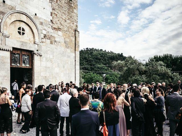 Il matrimonio di Mattia e Angelica a Pietrasanta, Lucca 97