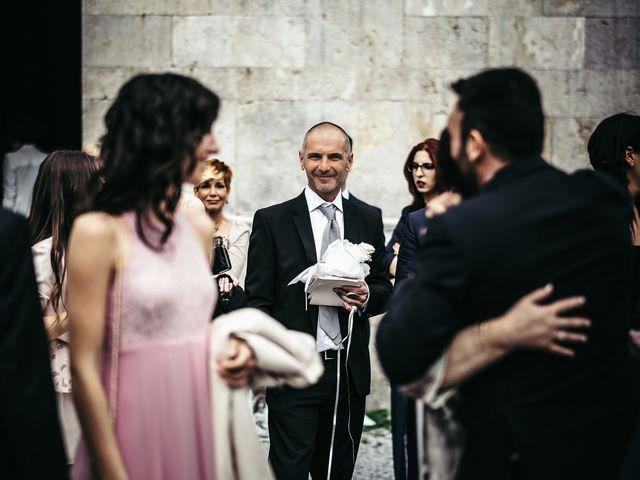 Il matrimonio di Mattia e Angelica a Pietrasanta, Lucca 98